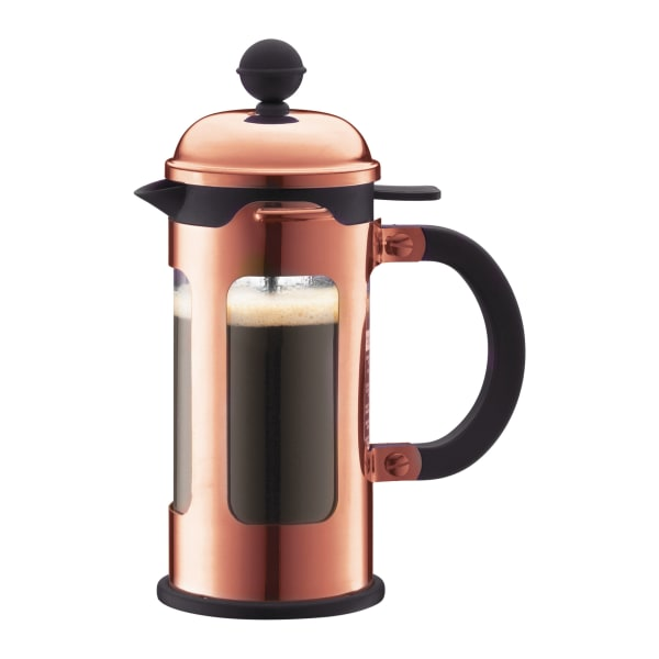 Bodum Chambord Copper French Press Yuppiechef