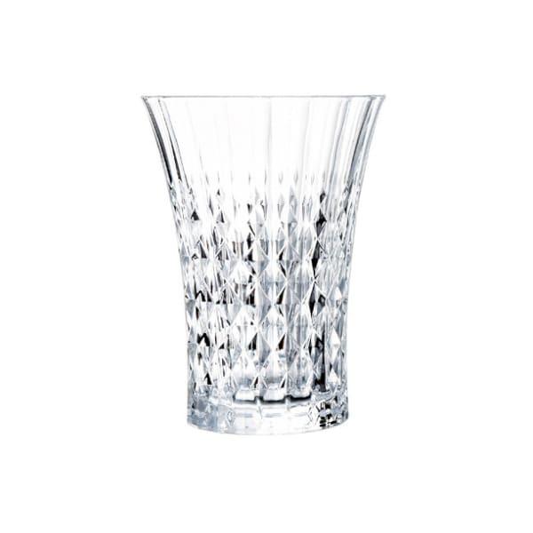Cristal Darques Lady Diamond.Eclat Cristal D Arques Paris Lady Diamond Highball Glasses Set Of 6