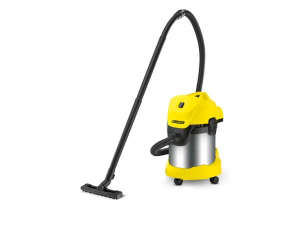 702b6a31e22 Karcher WD3 Premium 1400W Multi Purpose Wet and Dry Vacuum Cleaner ...