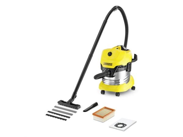 Karcher WD4 Premium 1000W Heavy Duty Wet & Dry Vacuum Cleaner