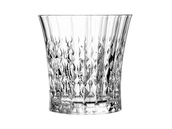 Cristal Darques Lady Diamond.Eclat Cristal D Arques Paris Lady Diamond Tumbler Glasses Set Of 6