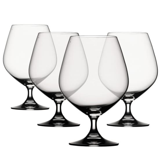 Set of 4 Spiegelau Brandy Glasses 4510378 558 ml Special Glasses Crystal
