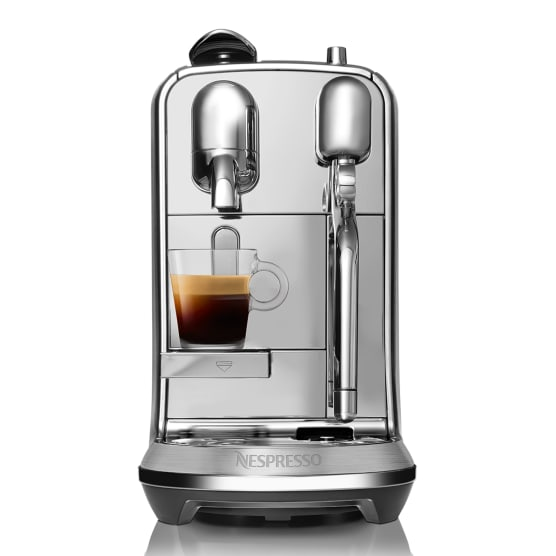 Nespresso Creatista Plus Automatic Espresso Machine with Automatic Steam Wand