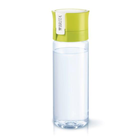 Purple BRITA Fill/&Go Vital Water Filtration Bottle 600ml 4 MicroDisc Filters