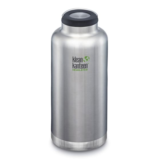 Klean Kanteen Stainless Steel Vacuum Insulated TKWide Bottle With ...