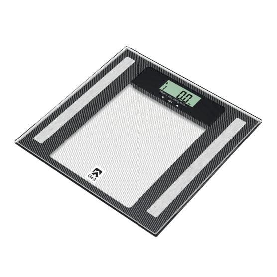 Casa Digital Diagnostic Glass Bathroom Scale Yuppiechef