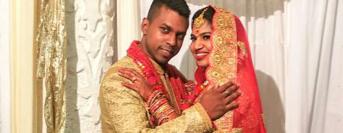 Vanika and Kritesh