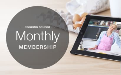 Cover Image of Cooking School Course