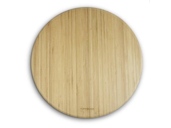 yuppiechef round bamboo chopping board yuppiechef