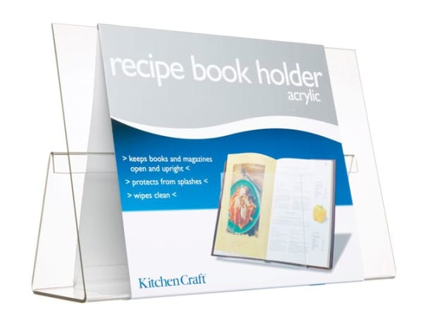 videos - Recipe Book Holder