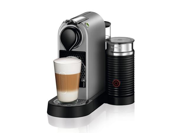 Nespresso CitiZ Automatic Espresso Machine With Aeroccino Milk