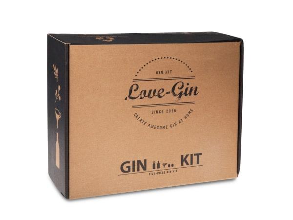 Love gin homemade gin kit yuppiechef videos solutioingenieria Gallery