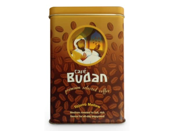 Cafe Budan Tajurra Mellow Coffee Beans 250g Yuppiechef