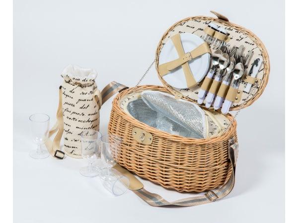 78da8eb6eadacb Gift Baskets Fantasy Picnic Basket - Yuppiechef