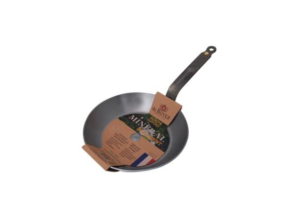 De Buyer Mineral B Element Steel Frying Pan - Yuppiechef