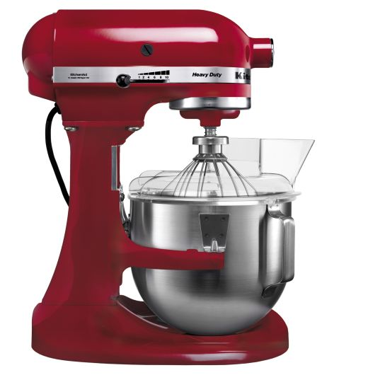 kitchenaid heavy duty bowl lift stand mixer 4 8 litre yuppiechef. Black Bedroom Furniture Sets. Home Design Ideas