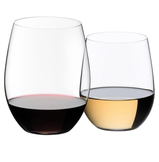 Riedel O Stemless Red And White Wine Glasses Set Of 8 Only Pay For 6 Yuppiechef