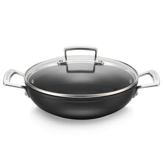 le creuset toughened non stick buffet casserole with lid. Black Bedroom Furniture Sets. Home Design Ideas