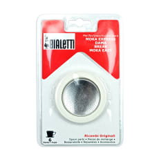 Bialetti Moka Express Replacement Gaskets & Filter Plate