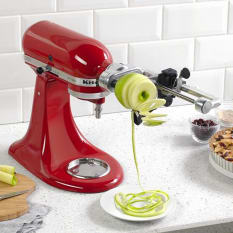 KitchenAid Stand Mixer 4-in-1 Spiralizer Attachment