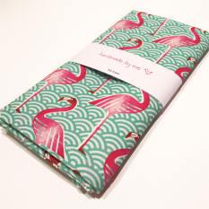 Handmade by me Bird Tea Towel