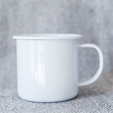 Melissa's Enamel Mug
