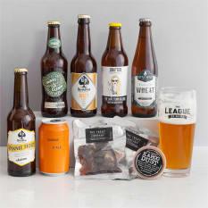 Yuppiechef Gift Boxes Beer, Braai & Biltong Gift Box