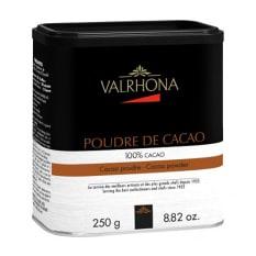 Valrhona Dutch Processed Cocoa Powder, 250g