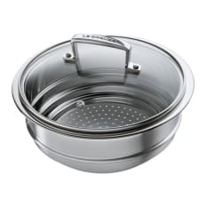 Le Creuset 3 Ply Stainless Steel Multi-steamer