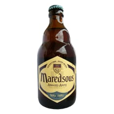 League of Beers Maredsous Tripel