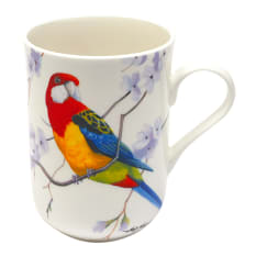 Maxwell & Williams Curved Bird Motif Mug, 300ml
