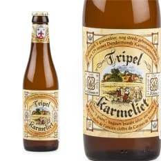 League of Beers Bosteels Brewery Tripel Karmeliet