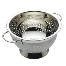 Master Class Stainless Steel Deluxe Colander