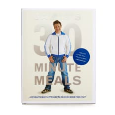 Books by Author Jamie's 30 Minute Meals