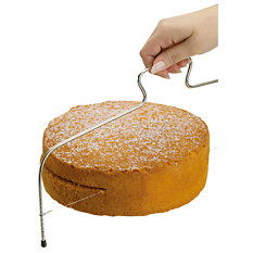 Kitchen Craft Adjustable Cake Cutting Wire