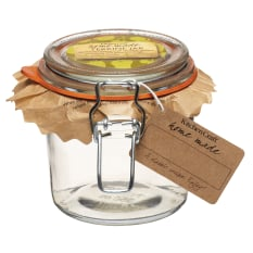 Kitchen Craft Home Made Glass Terrine Jar