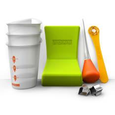 Zoku Quick Pop Maker Tool Kit