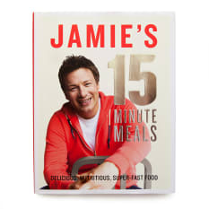 Books by Author Jamie's 15 Minute Meals by Jamie Oliver