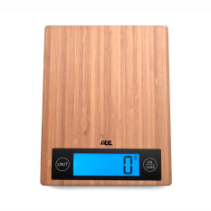 ADE Ramona Bamboo Kitchen Scale