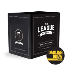 League of Beers Darling Brew Mixed Case