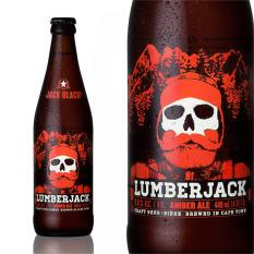 League of Beers Jack Black's Lumberjack Amber Ale