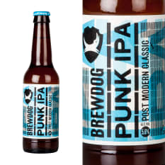 League of Beers BrewDog Punk IPA