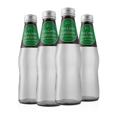 Fitch & Leedes Lemonade, Pack of 4