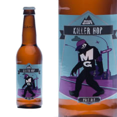 League of Beers Mad Giant Brewing Killer Hop Pale Ale