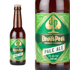 League of Beers Devil's Peak Brewing Company Pale Ale