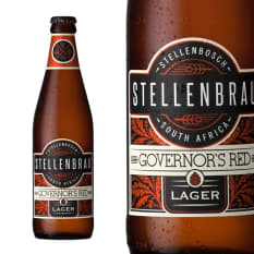 League of Beers Stellenbrau Brewery Governor's Red Lager