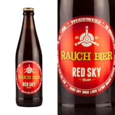 League of Beers Red Sky Brewing Company Rauch Bier