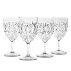 Humble & Mash Al Fresco Acrylic Wine Glasses