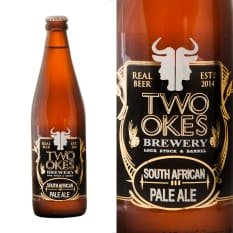 League of Beers Two Okes Brewery African Pale Ale