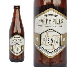 League of Beers Woodstock Brewery Happy Pills German Pilsner